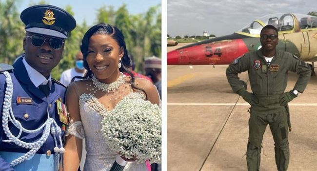 Tears as newly-married pilot, about-to-wed colleague perish in air crash with Army Chief