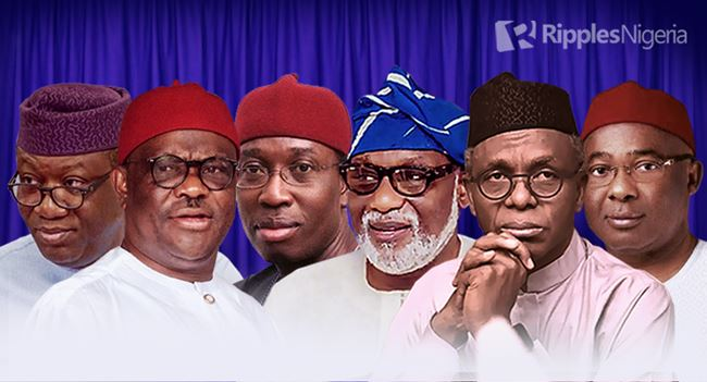 RANKING NIGERIAN GOVERNORS, APRIL/MAY 2021: El-Rufai's bloody hands, S'East UGM, Southern Govs jolted back to life