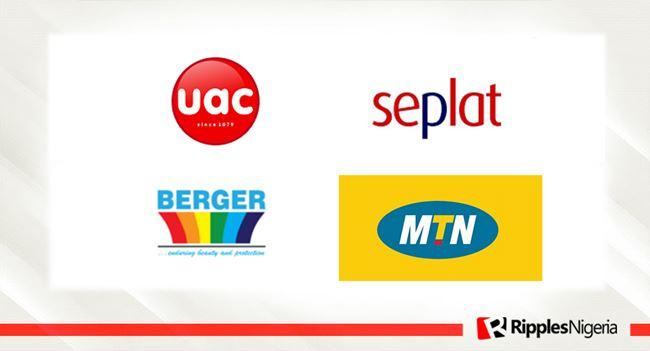 Berger Paints, UAC, Seplat and MTN Nigeria make Ripples Nigeria stocks-to-watch list