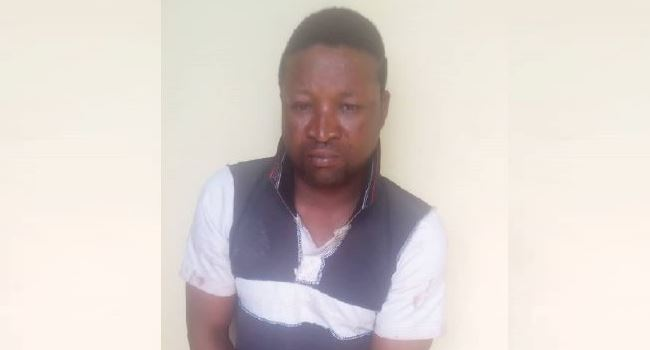 Ondo Police arrests 35-yr-old ex-convict for raping, robbing 80-yr-old woman