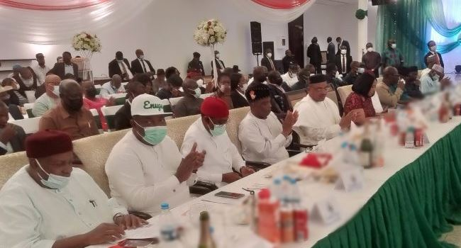 PDP govs cry out, say CBN, NNPC now act as separate govts under Buhari