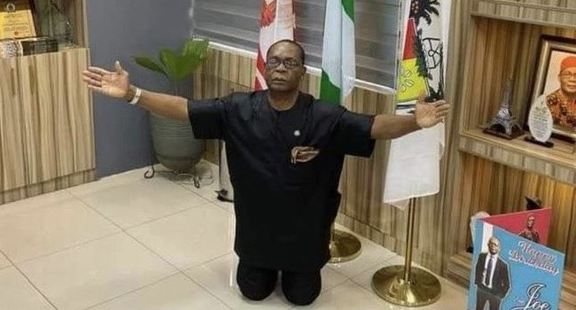 That animal ordered his boys to behead me, kill my children, Joe Igbokwe rejoices over arrest of Kanu