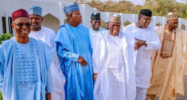 APC governors hold emergency meeting after Akeredolu's narrow win at Supreme Court