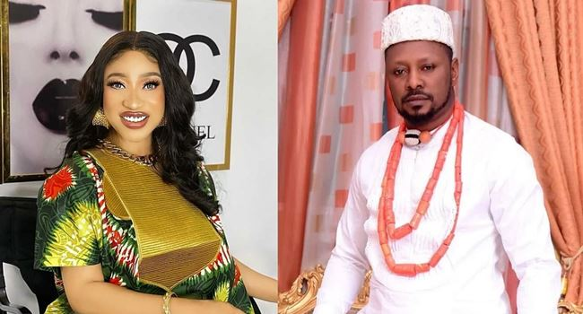 CELEB GIST: Actress Tonto Dikeh finds love again, as Toke Makinwa continues search for life partner... More