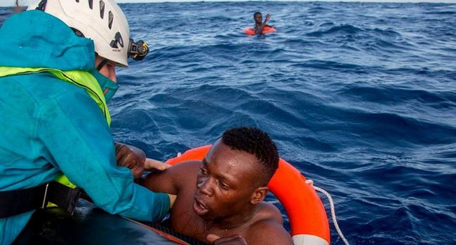Ship rescues over 203 migrants from Egypt, Gambia, others in Mediterranean