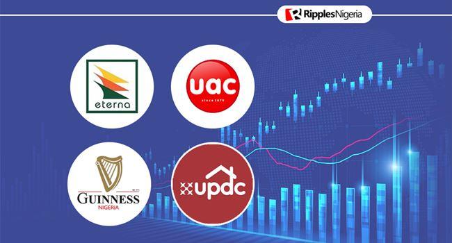 Eterna, Guinness Nigeria, UAC Nigeria, UPDC make this week's stocks-to-watch list
