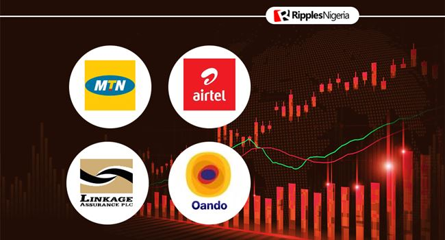 MTN Nigeria, Airtel, Linkage Assurance, Oando make Ripples stocks-to-watch list this week
