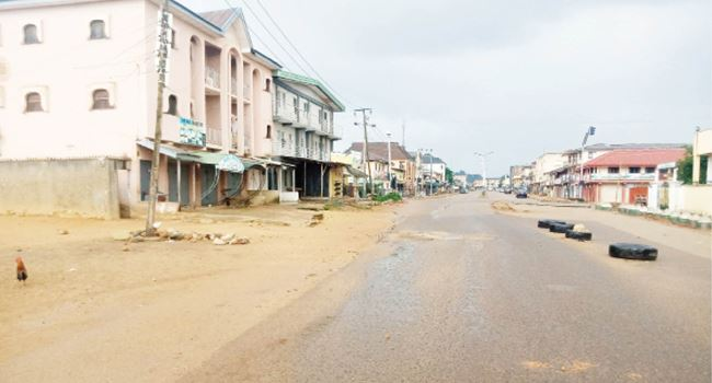 Plateau gov, Lalong, relaxes curfew in Jos, Bassa