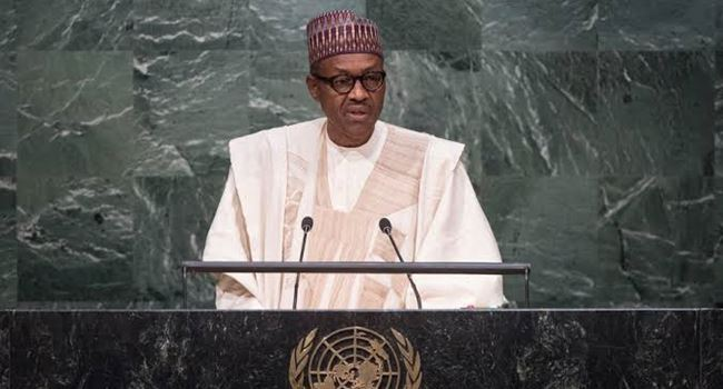 Nigeria'll continue to invest in food security, Buhari pledges at the UN