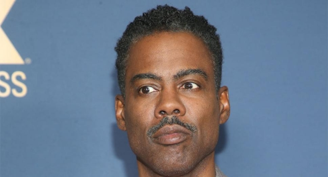 American comedian, Chris Rock tests positive for COVID-19