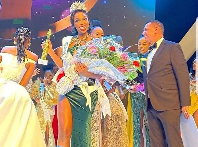 Oluchi Madubuike Crowned Most Beautiful Girl In Nigeria 2021