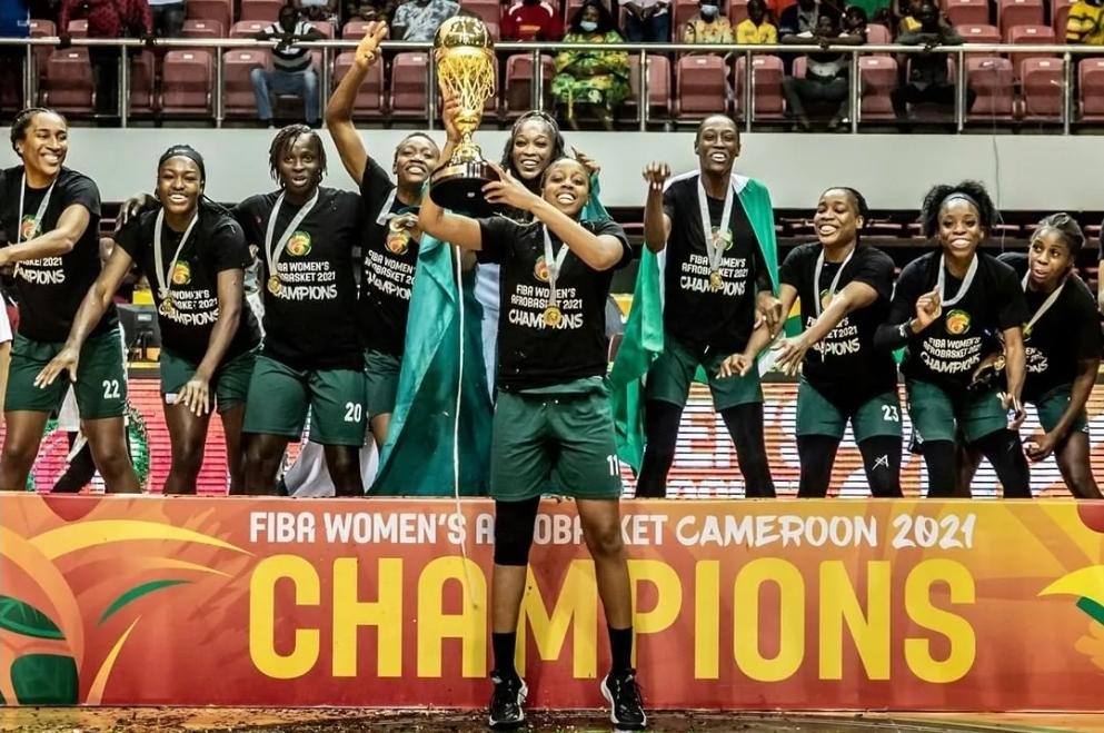 Sports Minister, Dare, salutes D'Tigress after historic Afrobasket triumph  - Ripples Nigeria